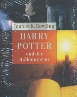 J. K. Rowling: Harry Potter und der Halbblutprinz (Harry Potter és a Félvér Herceg német nyelven)
