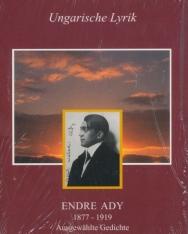 Ady Endre: Ausgewählte Gedichte 1877-1919 (Válogatott versek német nyelven)