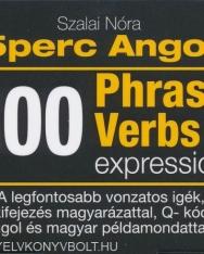 5perc Angol Tanulókártya - 300 Pharasal Verbs & Expressions