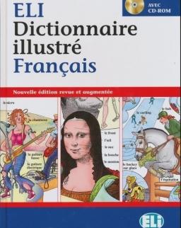 ELI Dictionnaire Illustré Francais + CD-ROM