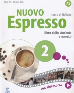 Nuovo Espresso 2 - corso di Italiano Libro dello studente e esercizi con DVD-ROM