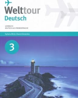 Welttour Deutsch 3 Lehrbuch