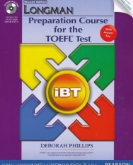 Longman Preparation Course for the TOEFL Test - iBT with Key, CD-ROM & Online Access Code