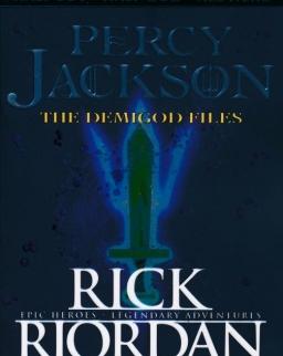 Rick Riordan: Percy Jackson and the Demigod Files