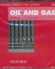 Oil and Gas 2 - Oxford English for Careers Class Audio CD