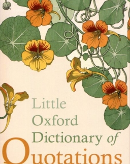 Little Oxford Dictionary of Quotations - Fifth Edition