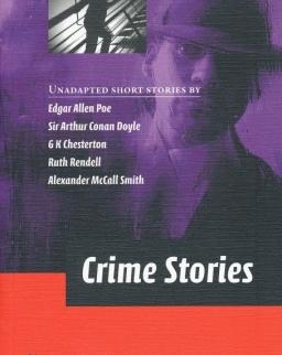 Crime Stories - Macmillan Literature Collections Level C2