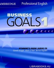 Business Goals 1 Student's Book Audio CD