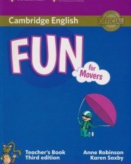 Fun for Movers Third Edition Teacher's Book with Audio