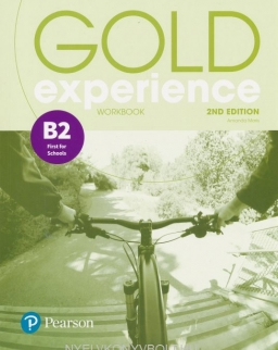 Gold Experience 2nd Edition Level B2 First for Schools Workbook