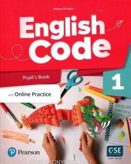 English Code 1 Pupil's Book with Online Practice