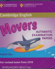 Cambridge English Movers 2 Class Audio CDs for Revised Exam from 2018