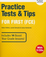 Timesaver for Exams: Practice Tests & Tips: First (FCE) 1 + 2 CDs