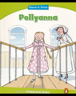 Pollyanna - Penguin Kids Disney Reader Level 4