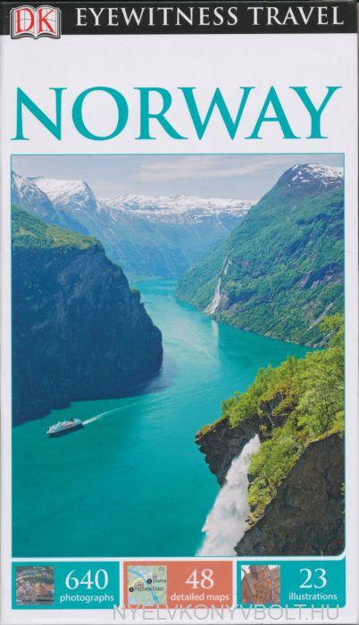 DK Eyewitness Travel Guide - Norway