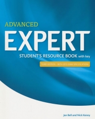 Expert Advanced Student's Resource Book with Key 3rd Edition with 2015 Exam Specifications