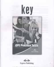 CPE Practice Tests 1 Key