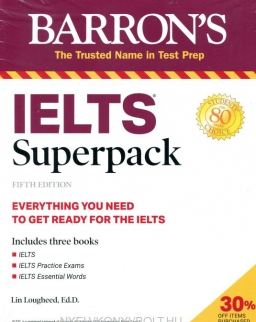 Barron's IELTS Superpack 5th Edition