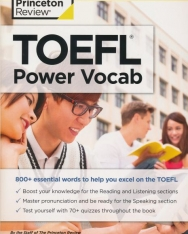 TOEFL Power Vocab - 800+ essential words to help you excel on the TOEFL