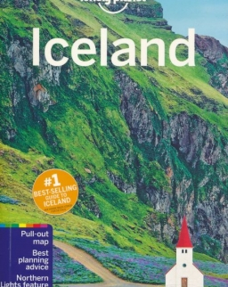 Lonely Planet - Iceland travel guide (11th Edition)