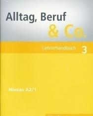 Alltag, Beruf & Co. 3 Lehrerhandbuch