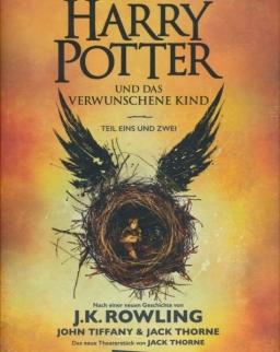 J. K. Rowling: Harry Potter und das verwunschene Kind (Harry Potter és a Félvér Herceg német nyelven)