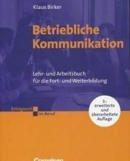Betrieblich Kommunikation Lehr- und Arbeitsbuch