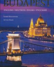 Budapest album (4 nyelvű: angol, német, lengyel és orosz)