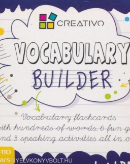 Vocabulary Builder - Level B2 - Flashcards