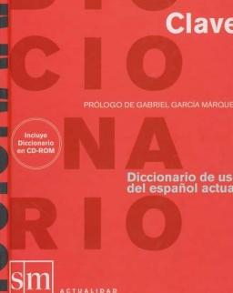 Diccionario Clave de uso del espanol actual Incluye CD-ROM