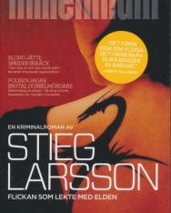 Stieg Larsson: Flickan som lekte med elden (Millennium del 2)