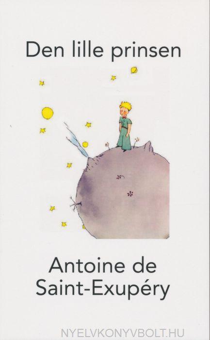 Antione de Saint-Exupéry:Den lille prinsen (A kis herceg svéd nyelven)