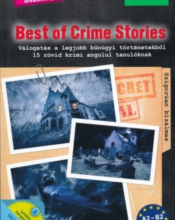PONS Best of Crime Stories A2-B2