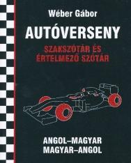 Autóverseny szakszótár és értelmező szótár angol-magyar, magyar-angol