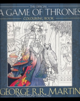 George R. R. Martin: The Official A Game of Thrones Colouring Book