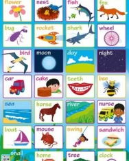 Children's Poster - First Words
