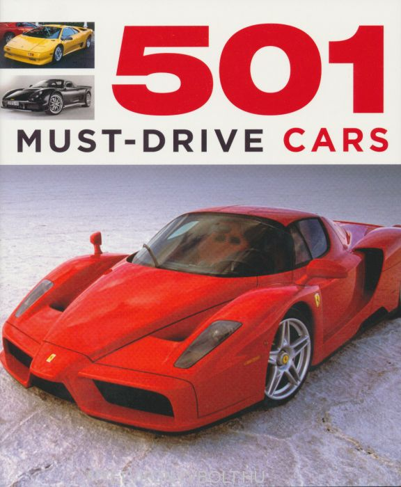 501 Must-Drive Cars (501 Series)
