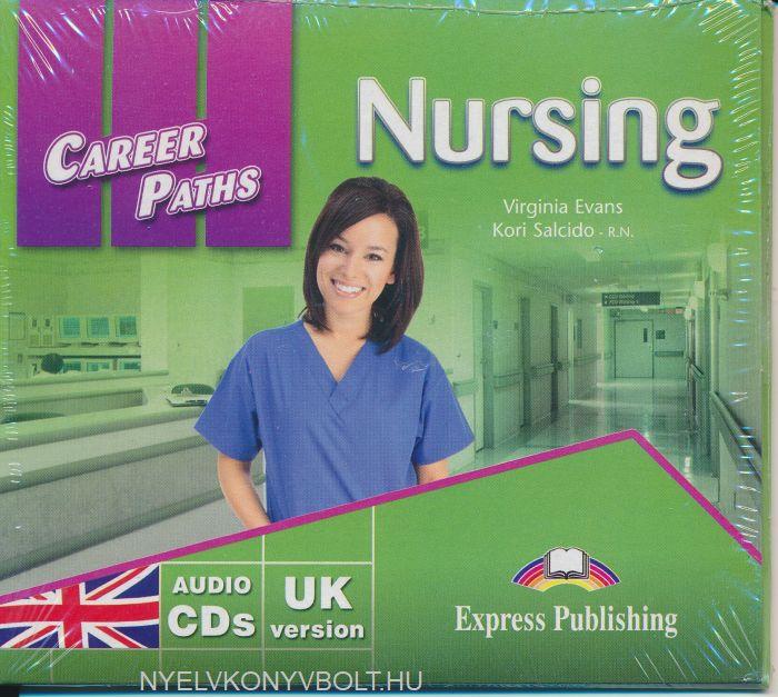 Career Paths - Nursing  Audio CDs (set of 2)