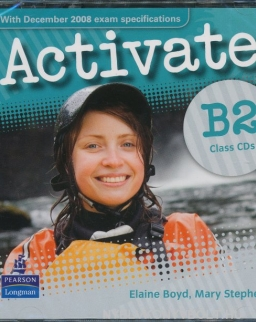 Activate! B2 Class Audio Cds (2)