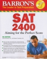 Barron's SAT 2400 Aiming for the Perfect Score 4th edition