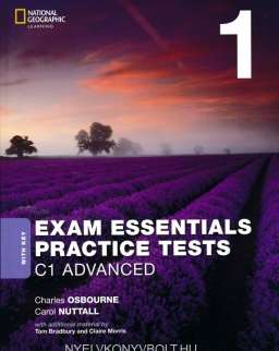 Exam Essentials Practice Tests-Cambridge English: Advanced (CAE) 1 with Key and Online Materials