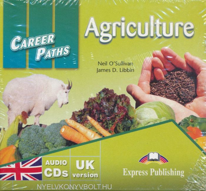 Career Paths - Agriculture Audio CD