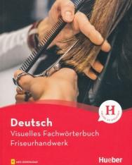 Visuelles Fachwörterbuch Friseurhandwerk mit MP3-Download