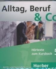 Alltag, Beruf & Co. 5 Audio CD zum Kursbuch