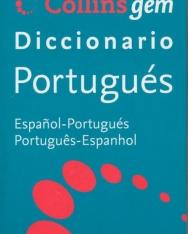 Collins Gem Diccionario Portugués Espanol-Portugués/Portugues-Espanhol