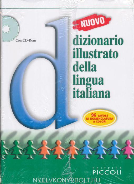 Nuovo dizionario illustrato della lingua italiana con CD-ROM