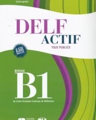 Delf Actif B1 - Tous Publics+CD