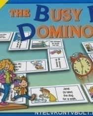 Busy Day Dominoes - Let's Play in English (Társasjáték)