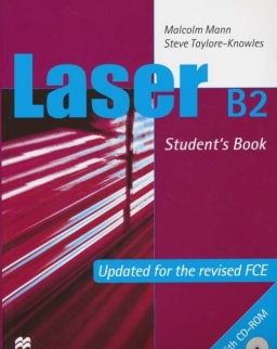Laser B2 Student's Book with CD-ROM