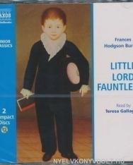 Frances Hodgson Burnett: Little Lord Fauntleroy - Audio CD